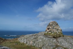 Dun I summit, Iona