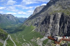 Trollstigen viewing platform
